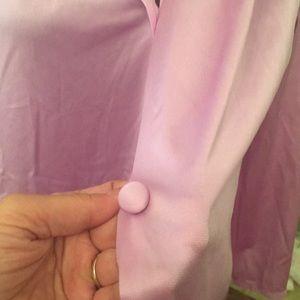 Vanity Fair Intimates & Sleepwear - 1970s Vanity Fair nylon Antron robe lilac small